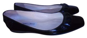 Jimmy Choo black Flats