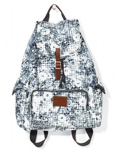 PINK Limited Edition Sequin Discontinued Canvas Backpack