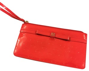 Kate Spade Wristlet in red