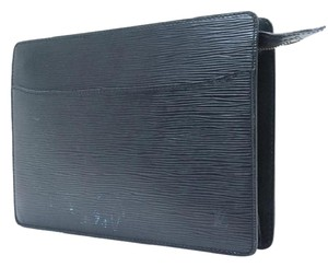 Louis Vuitton Homme black Clutch