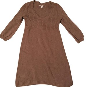Old Navy short dress brown on Tradesy