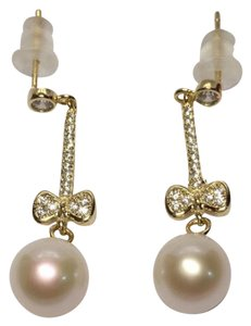 Other Silver pearl earrings