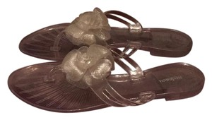 Style & Co clear Sandals