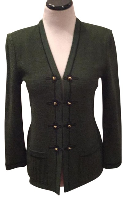 Item - Olive Green Collection By Marie Gray Blazer Size 2 (XS)