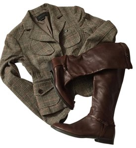 J.Crew Chocolate Brown Boots