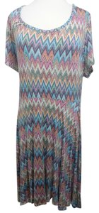 Multi Maxi Dress by American Rag