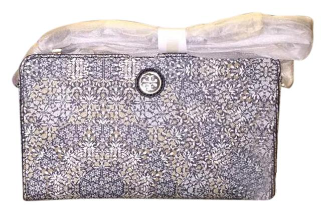 Tory Burch Kerrington Wallet In Kaleidoscopic Cross Body Bag Tory Burch Kerrington Wallet In Kaleidoscopic Cross Body Bag Image 1