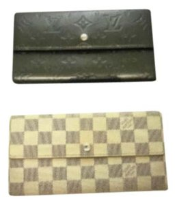 Louis Vuitton Six 100% Authentic Louis Vuitton Wallets