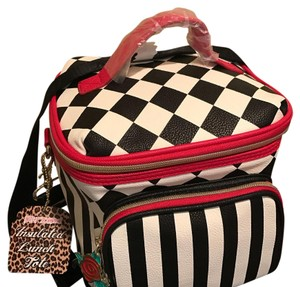 Betsey Johnson Tote in Multi colored