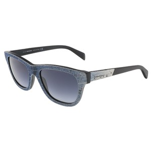 Diesel Diesel Blue Denim/Matte Black Wayfarer sunglasses