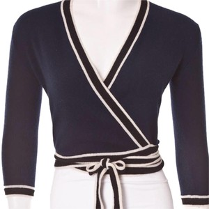 Chanel Wrap Cardigan Sweater