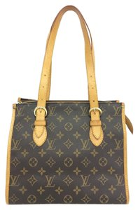 Louis Vuitton Lv Popincourt Haut Monogram Canvas Shoulder Bag