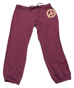Victoria's Secret Capris Purple