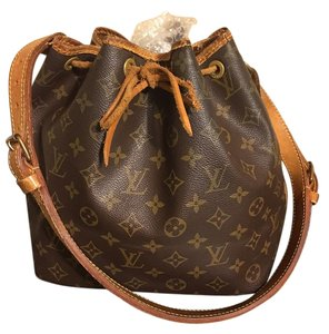 Louis Vuitton Geniune Epi Speedy Alma Shoulder Bag