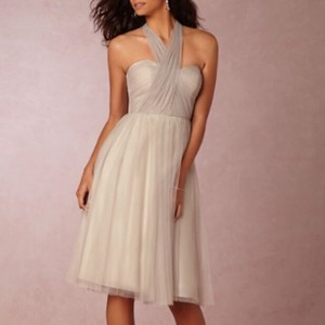 Jenny Yoo Alpine Gray Bhldn Maia Dress By Jenny Yoo Dress