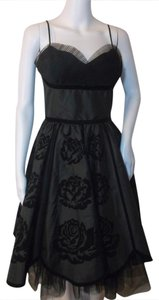 Betsey Johnson Evening Cocktail Formal Party Dress