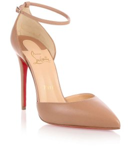 Christian Louboutin Brand New In Box NUDE Pumps