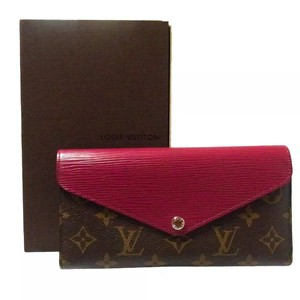 Louis Vuitton LOUIS VUITTON Portefeuille Trifold Wallet