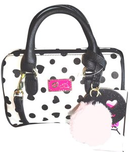 Betsey Johnson Mini Cross Body Bag