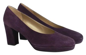 St. John purple Pumps