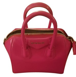 Givenchy Tote in Shocking pink