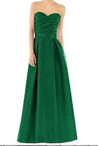 Alfred Sung Pine Green D539 Dress