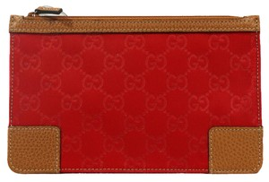 Gucci GUCCI 150414 Nylon GG Guccissima Cosmetic Bag