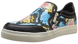Wanted Faux Snakeskin Grafitti Multi Athletic