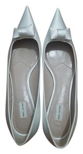 Marc Jacobs Ballet White Flats