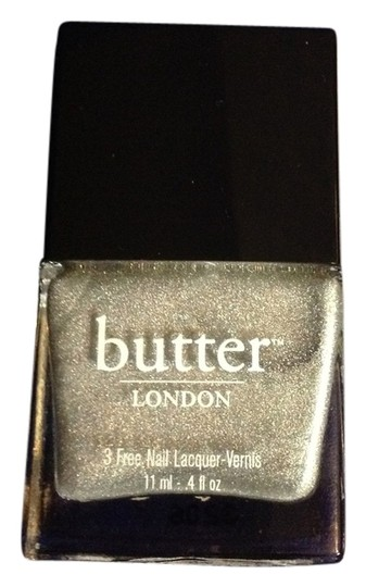 Butter Butter London silver nail polish dodgy Barnett 11ml