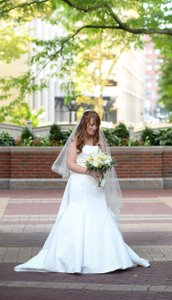 Amsale Camden Wedding Dress