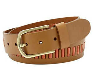 Fossil Fossil Leather Belt *Size L