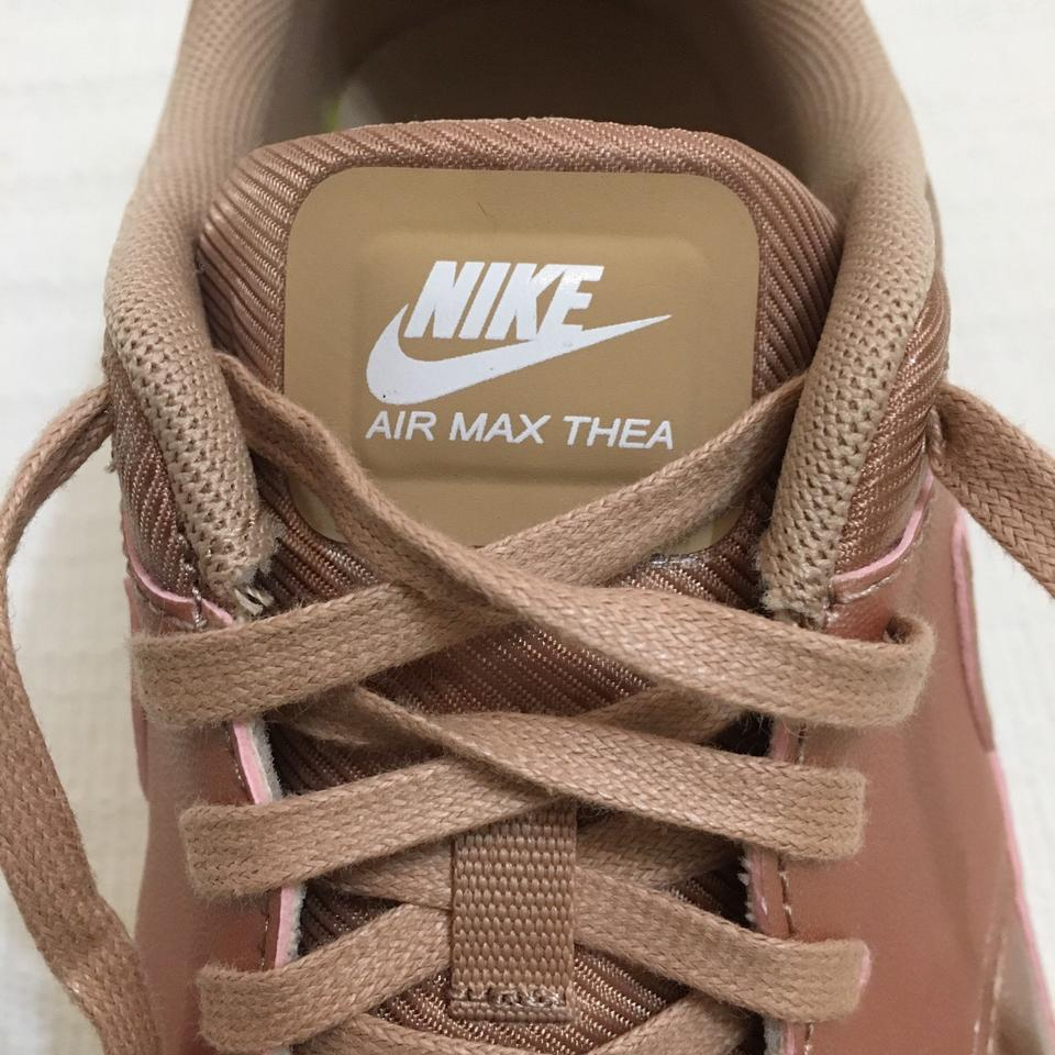 huge discount 5f502 a75b7 Nike Women s Air Max Thea Se Metallic Red Bronze Sneakers Style Color   861674-902 Sneakers Size US 10 Narrow (Aa, N) - Tradesy