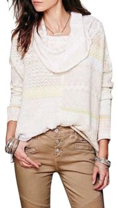 Free People Boho Chic Festival Sweater