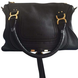 Chlo Satchel in Black