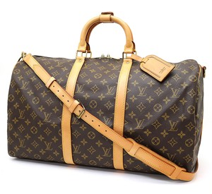 Louis Vuitton Vuitton Keepall 50 Vuitton Keepall Keepall Travel Bag