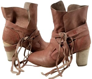 Free People Nude Boots