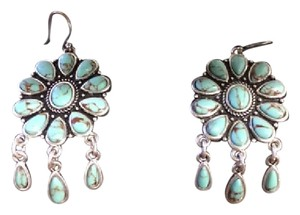 Other Turquoise and Sterling Silver Earrings