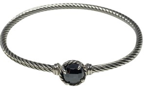 David Yurman Chatelaine Bracelet With Hematite
