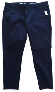 Gap Capri/Cropped Pants Dark blue