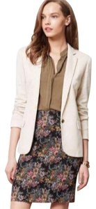 Anthropologie Natural Blazer