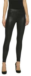 Sanctuary Clothing Leather Legging Highwaist black Leggings