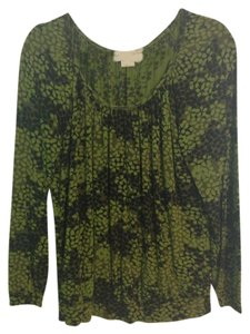 MICHAEL Michael Kors Top Green Print