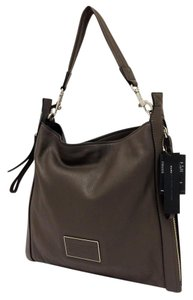 Marc by Marc Jacobs Leather Zip That Workwear Hobo Bag