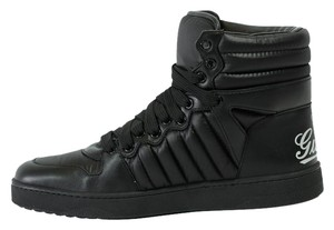 Gucci Sneaker High Top Black Athletic