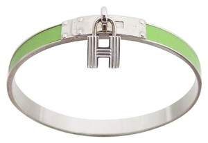 Hermès Hermes H Kelly Bangle Bracelet