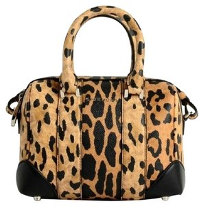 Givenchy Antigona Satchel Crossbody Animal Print Shoulder Bag