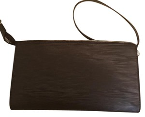 Louis Vuitton Moka (chocolate brown) Clutch