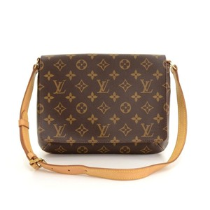 Louis Vuitton Lv Musette Tango Monogram Shoulder Bag