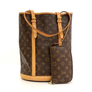 Louis Vuitton Lv Bucket Gm Monogram Tote